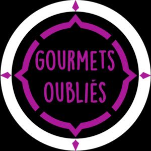 logo gourmets oubliés violet